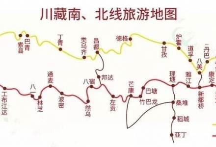 318川藏线自驾游,成都出发,318川藏线最全攻略来了!